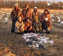 Spring Snow Goose Hunts 2014_037