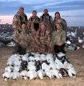 MI shooters on day 2 of their snow goose season