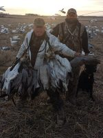 Arkansas 2015 Snow Goose Hunt 3