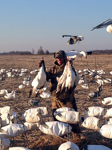 CL2_12 Arkansas 2015 Snow Goose Hunt