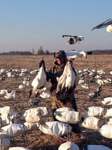 CL2_12 Arkansas 2015 Snow Goose Hunt