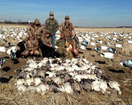 IMG_2701 Arkansas 2015 Snow Goose Hunt