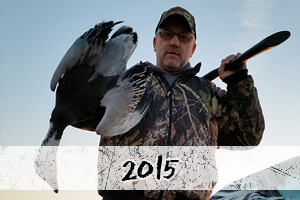 2015 snow goose hunt photos