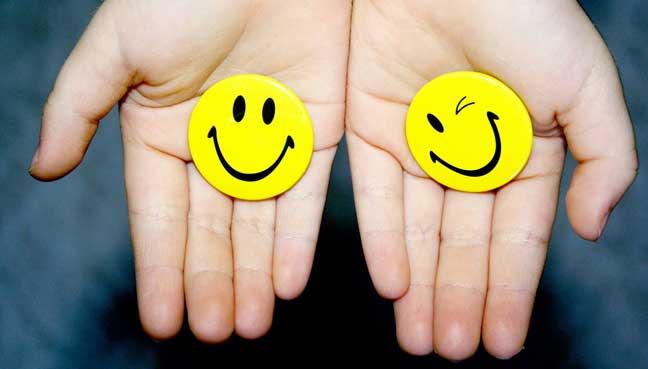 smiley emojis