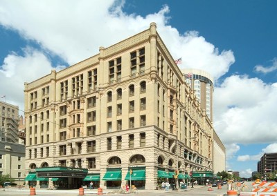PFISTER HOTEL TOWER AND PARKING STRUCTURE