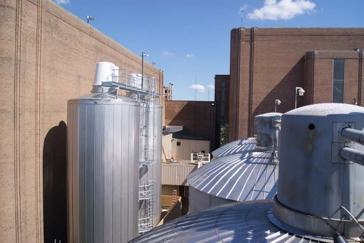 MILLERCOORS FERMENTER BUILDING #77