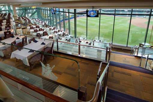 JOHNSON CONTROLS STADIUM CLUB BAR / NYCE STADIUM CLUB AT MILLER PARK