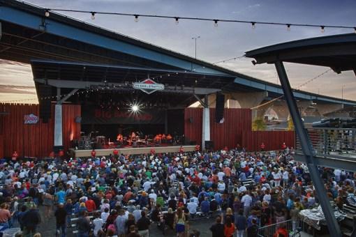MILWAUKEE WORLD FESTIVAL – SOUTH END DEVLOPMENT PHASE I – BRIGGS & STRATTON BIG BACKYARD