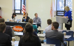 Hunzinger Hosts Waukesha County Business Alliance Young Professionals
