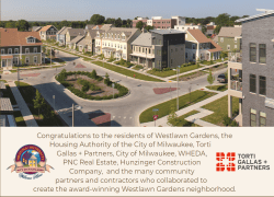 Westlawn Gardens Project Won The 2018 HUD Secretary's Opportunity & Empowerment Award