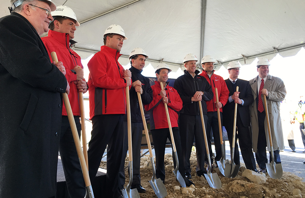 Milwaukee Tool Groundbreaking3
