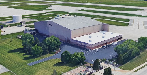 NORTHWESTERN MUTUAL CORPORATE AIRCRAFT HANGAR