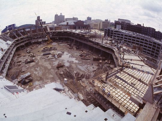 Bradley Center Under Construction2
