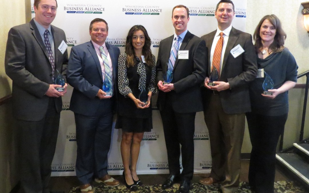 Hunzinger's Ryan O'Toole Among Emerging Leaders of Waukesha County
