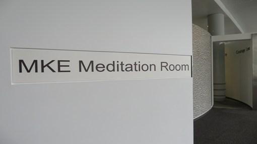 INTERFAITH AIRPORT MEDITATION ROOM OF MILWAUKEE