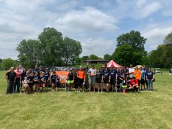 Team Hunzinger Participates in Annual Lad Lake Kettle Classic