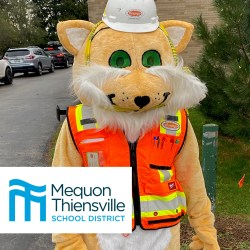 2021 Groundbreaking for Mequon-Thiensville School District