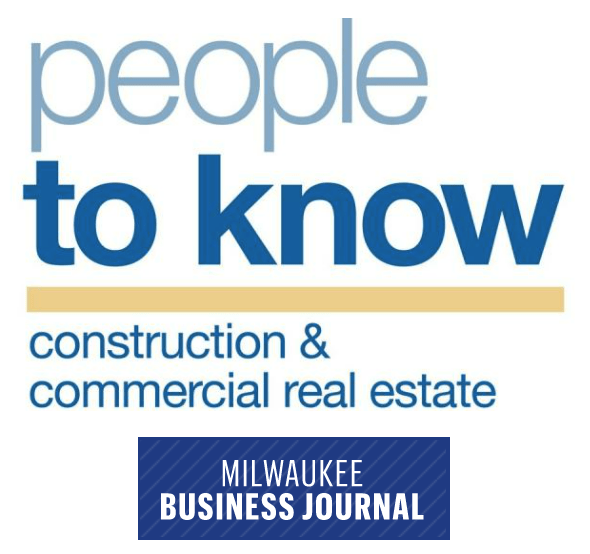 Ryan O'Toole recognized by The Milwaukee Business Journal