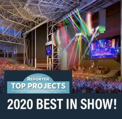Best in Show! Top Project: The American Family Insurance Amphitheater
