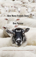 How Many Friends Does One Person Need? HARDCOVER