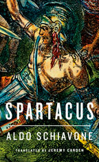 Cover: Spartacus in HARDCOVER