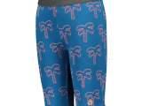 MT biker AOP palmtree Blue