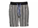 Boys shorts with check aop Check it