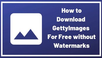 How to download images from Shutterstock without watermark