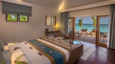 Beach Villa – Hurawalhi Maldives Resort – Villas Maldives