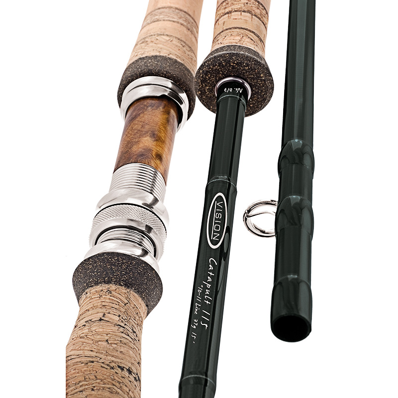 catapult limited edition vision fly rod