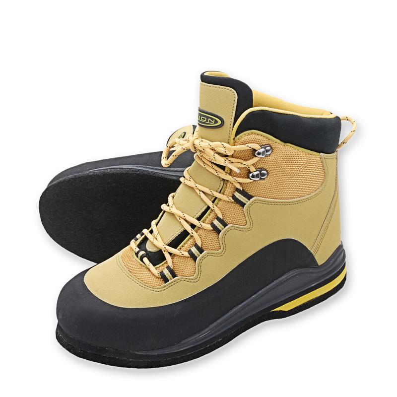 loikka felt sole vision wading boots