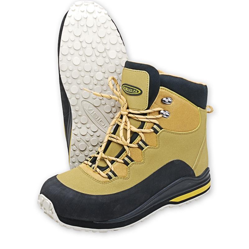loikka gummi vision wading boots