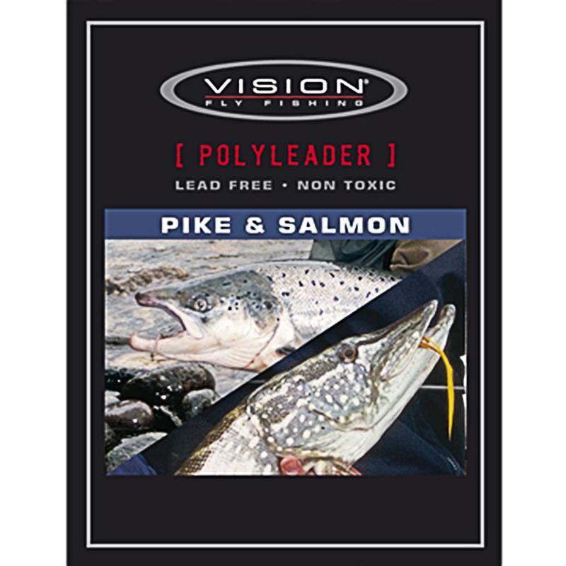 Polyleader Pike & Salmon