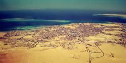 Luftaufnahme Hurghada