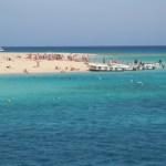 Paradise Beach auf Grand Giftun - Hurghada
