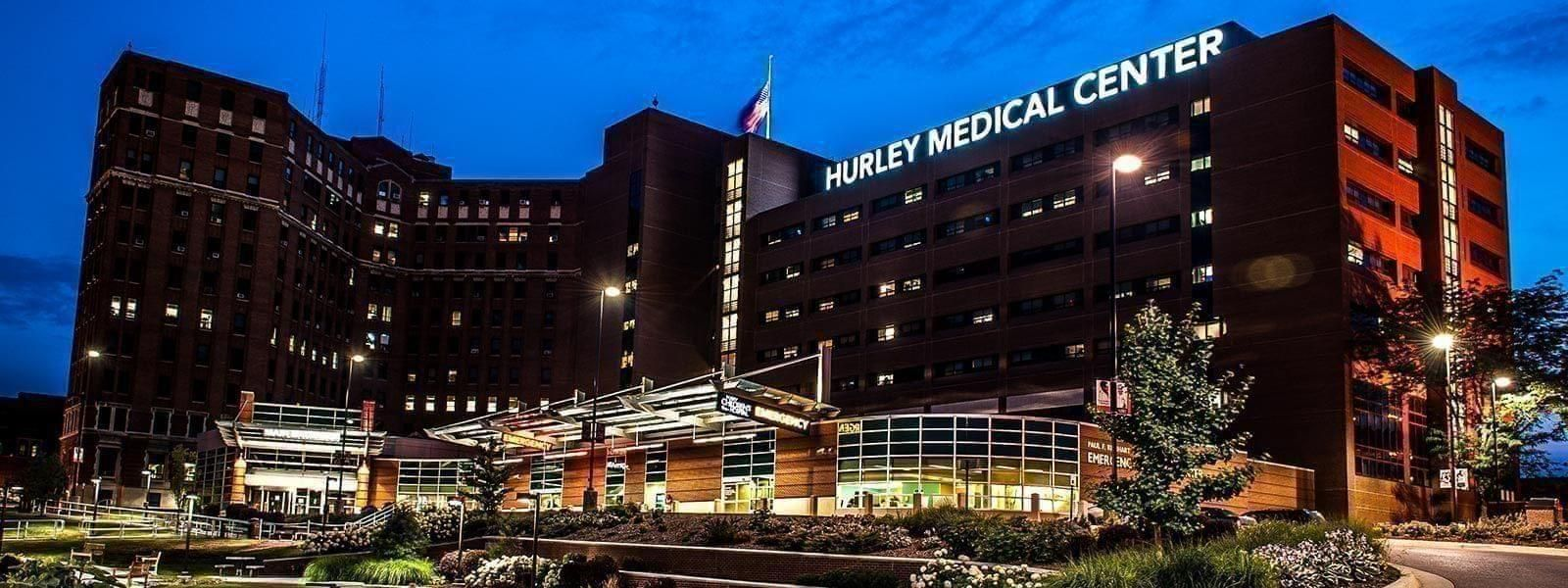 Hurley Medical Center About Us