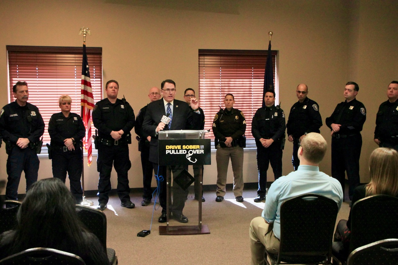 Drunk Driving Crackdown Highlights Cost, Danger, Inconvenience; Sobriety courts emphasize recovery, prevention