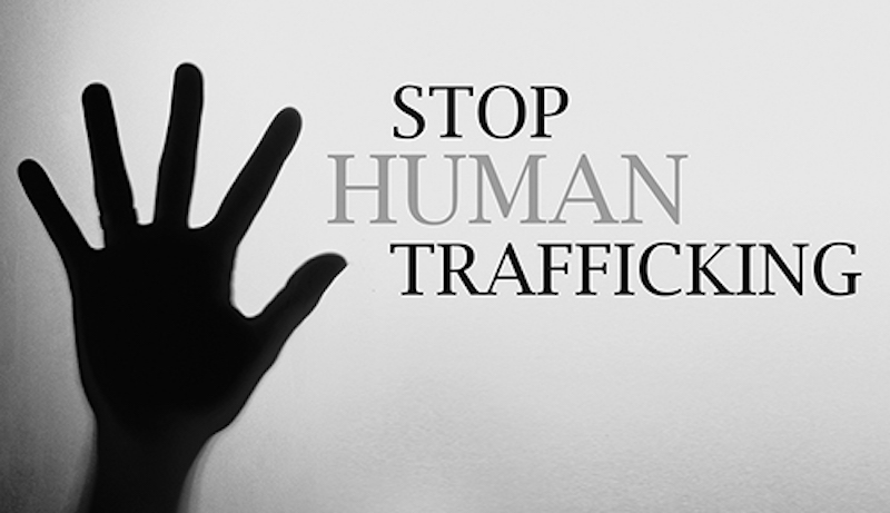Human Trafficking: You Can Make A Difference