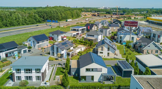 Hier Finden Sie Die Grossten Musterhausparks Deutschlands