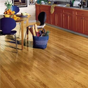 Discount Bruce Dundee Str*P 2 1 4 Oak Spice Hardwood Flooring | Bruce Hardwood Stair Treads | Trim | Autumn Glen | Plywood | Red Oak | Nose Molding