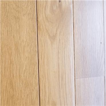 4 1 4 X 3 4 Oak Honey Rose Prefinished Solid Hurst Hardwoods | Prefinished White Oak Stair Treads | Quarter Sawn | Stair Nosing | Hardwood Floors | Handrail | Stair Railing