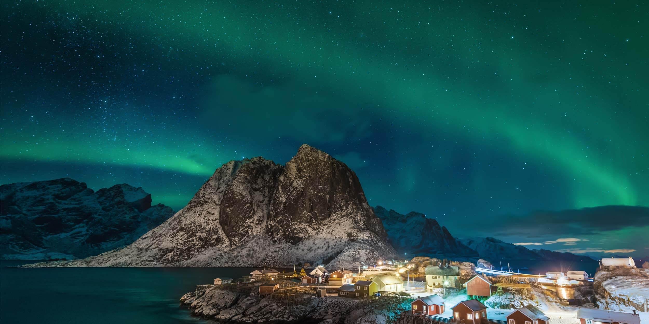 Northern Lights Cruises Uk