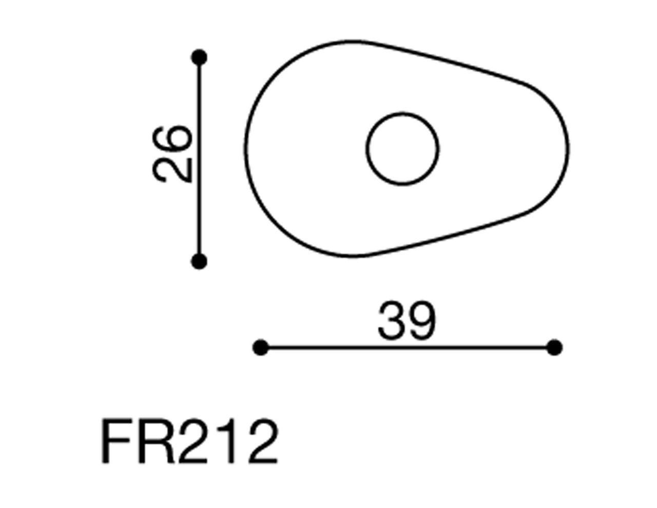 Rizoma Indicator Light Adaptors Express Post Delivery