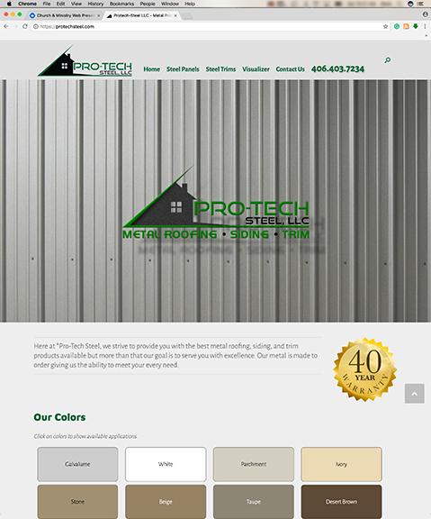 Pro-Tech Steel
