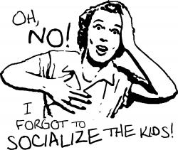 Socialization - Homeschool Style