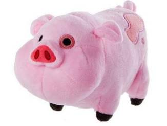 Plush Toy Cute Little Pig for Decoration