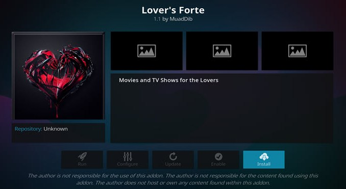 Lover's Forte Addon Guide