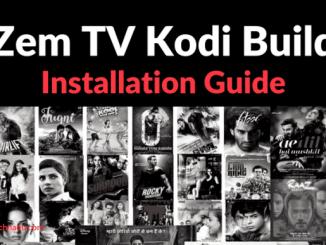 Zem TV Kodi Addon – Installation Guide