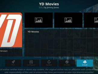 YD Movies Addon Guide - Kodi Reviews