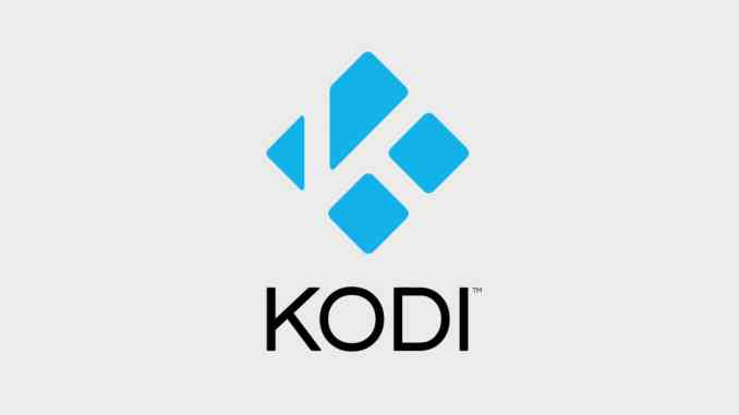 Kodi drops support for all platforms except Xbox One – wait, what?
